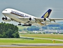 Singapore Airlines Airbus A380-841