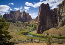 Parque Estadual de Smith Rock, Óregon