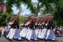 Desfile do Dia do Soldado em Washington DC