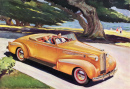 1937 Cadillac Series 60 Convertible Coupe