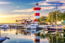 Farol de Hilton Head, Carolina do Sul