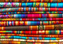 Handmade Indigenous Andes Textiles in Peru