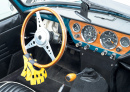 Cockpit do Triumph Spitfire