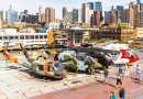 Aeronave Militar no USS Intrepid