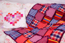 Handmade Blanket and Pillow