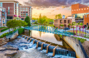 Centro de Greenville, Carolina do Sul
