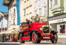 Voluntary Fire Brigade Parade, Bad Toelz, Germany